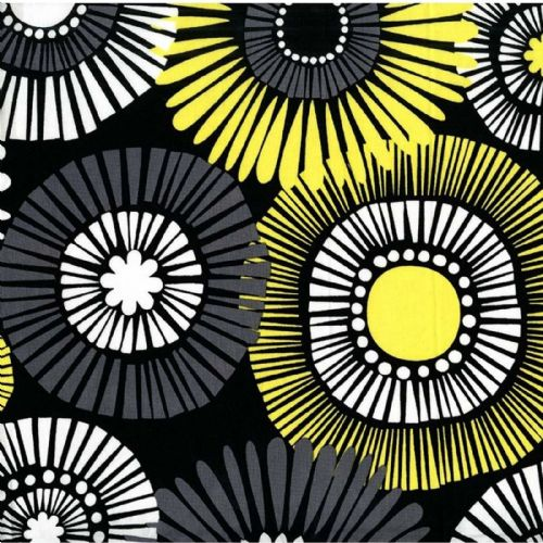 Michael Miller - Straw Daisy Fabric
